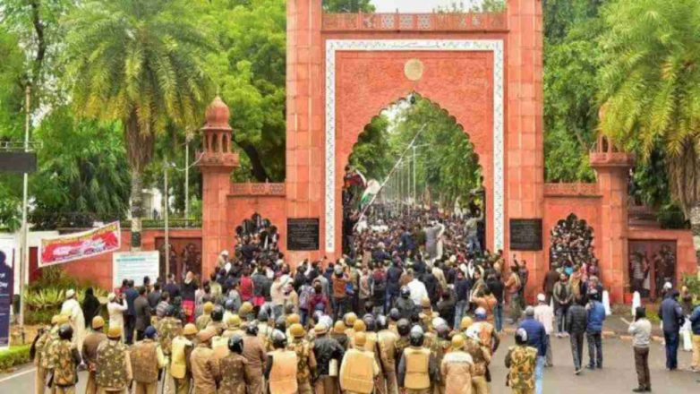 Kashmiri students from AMU among 15 booked for 'instigating' anti-CAA protestors