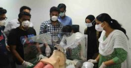 AMU faculty develop Protection Box for health workers