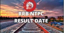 RRB NTPC Result 2021 update